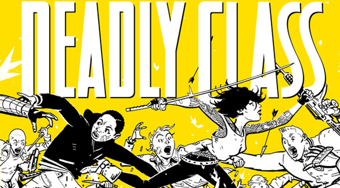 A Eulogy for Marcus: Deadly Class #1-22